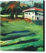 Mission Dolores Canvas Print