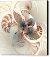Mollusca Canvas Print