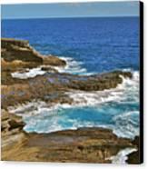 Molokai Lookout 0649 Canvas Print