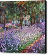 Monet: Giverny, 1900 Canvas Print