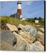 Montauk Lighthouse 2 Canvas Print
