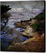 Monterey Coast Canvas Print by Jen White