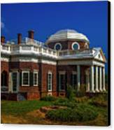 Monticello Canvas Print