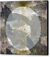 Moon Art On Stone Digital Graphics By Navin Joshi By Print Posters Greeting Cards Pillows Duvet Cove Canvas Print