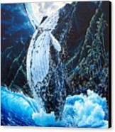 Moondance Canvas Print