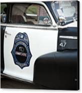 Moonshine Patrol Canvas Print