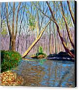 Mooresville 11 2 Canvas Print