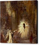 Moreau: Apparition, 1876 Canvas Print