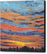 Mornin II Canvas Print