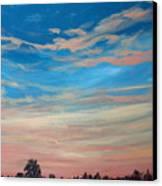 Mornin Iv Canvas Print