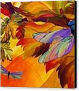 Morning Dawn Canvas Print by Karen Dukes