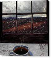 Mornings Promise Canvas Print
