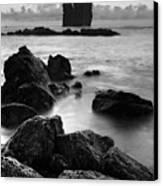 Mosteiros Islets Canvas Print