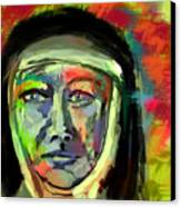 Mother Mary Mackillop Canvas Print by James Thomas