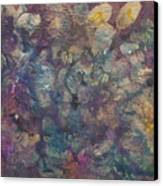 Mother Of Pearl Canvas Print by Don  Wright