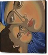 Motherlove Canvas Print