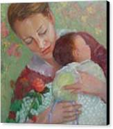 Mother's Day    Copyrighted Canvas Print