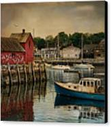 Motif Number One Canvas Print by Robin-Lee Vieira