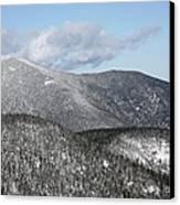 Mount Carrigain - White Mountains New Hampshire Usa Canvas Print