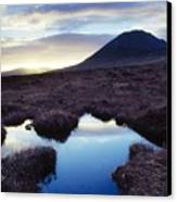 Mount Errigal, County Donegal, Ireland Canvas Print by Gareth McCormack