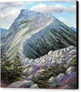 Mountain Ridge Canvas Print