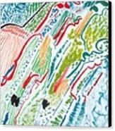 Mozart Seasons Canvas Print