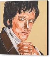Mr. Darcy Canvas Print