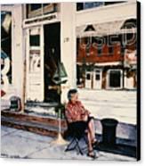 Mrs. Persteins Canvas Print