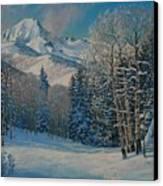Mt. Daly Canvas Print