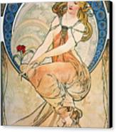 Mucha: Poster, 1898 Canvas Print