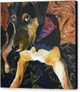 Murphy I Canvas Print