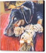 Murphy Viii Canvas Print