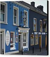 Murphys Ice Cream Dingle Ireland Canvas Print