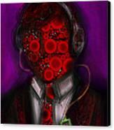 Music Lover Canvas Print
