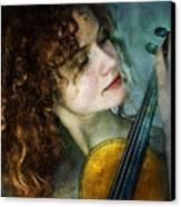 Music My Love Canvas Print