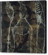 Mutation 3 Canvas Print