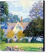 My Fathers House Canvas Print