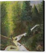My Favorite Spot Canvas Print