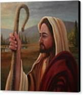 My Shepherd  Canvas Print