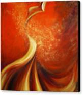 Mystery Dance Canvas Print