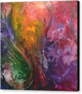 Mystic Deity Canvas Print