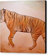 Mystic Tiger Canvas Print