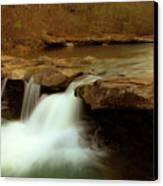Mystical King River Falls Canvas Print