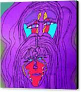 Mystics Canvas Print