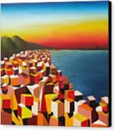 Napule' Mille Culure Canvas Print