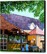 Nashville 3-06 Canvas Print