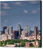 Nashville Skyline 1 Canvas Print