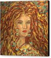 Natashka Canvas Print