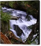 National Creek Falls 03 Canvas Print