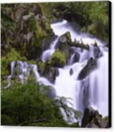 National Creek Falls 05 Canvas Print